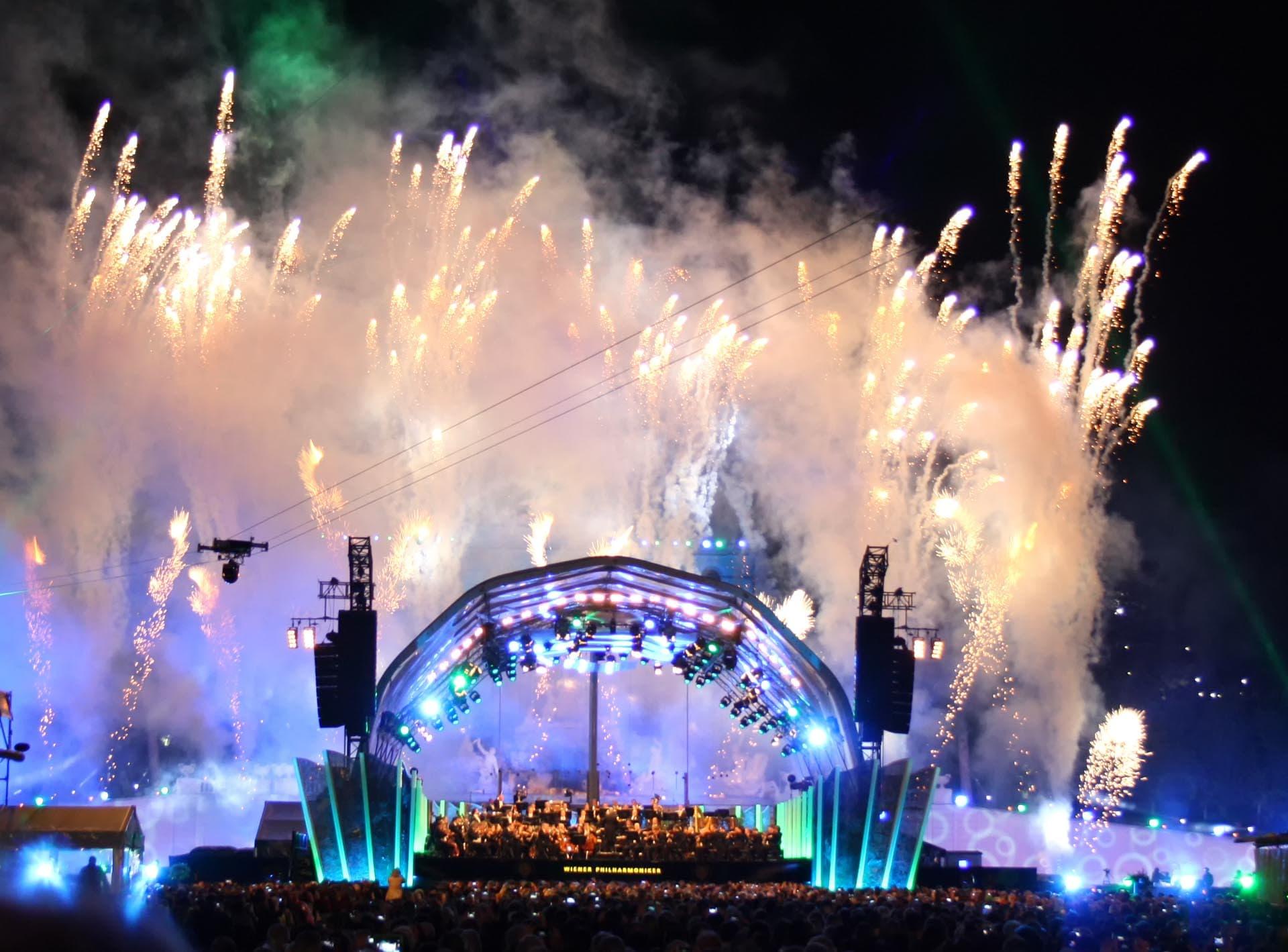 Summer Night Concert Schönbrunn