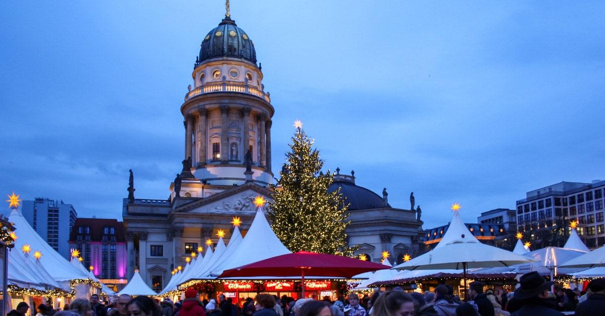 Germany Christmas Fair January 2021 Best Berlin Christmas Markets Map Dates 2021